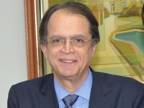 Foto Caio Vieira de Mello, Ministro do Trabalho