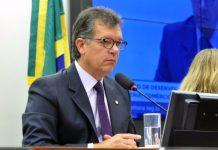 Foto deputado Laercio Oliveira (PR-SE)