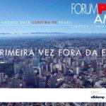 Folder Fórum Pulire América