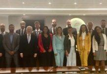 Fenavist, Reunião Assessores Jurídicos.