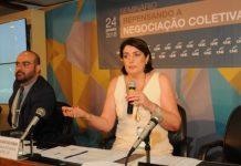 Os advogados Tulio Massoni e Carla Teresa Martins Romar