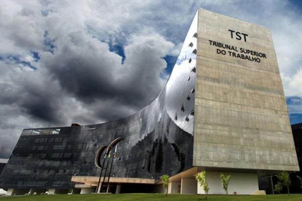 Foto da fachada do STS
