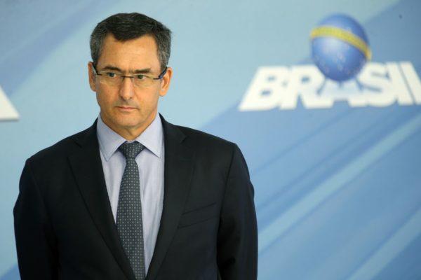 Foto Eduardo Guardia, ministro da Fazenda