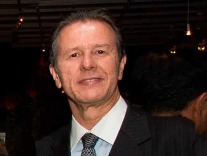 Foto Ricardo Garcia, presidente do Seac-RJ
