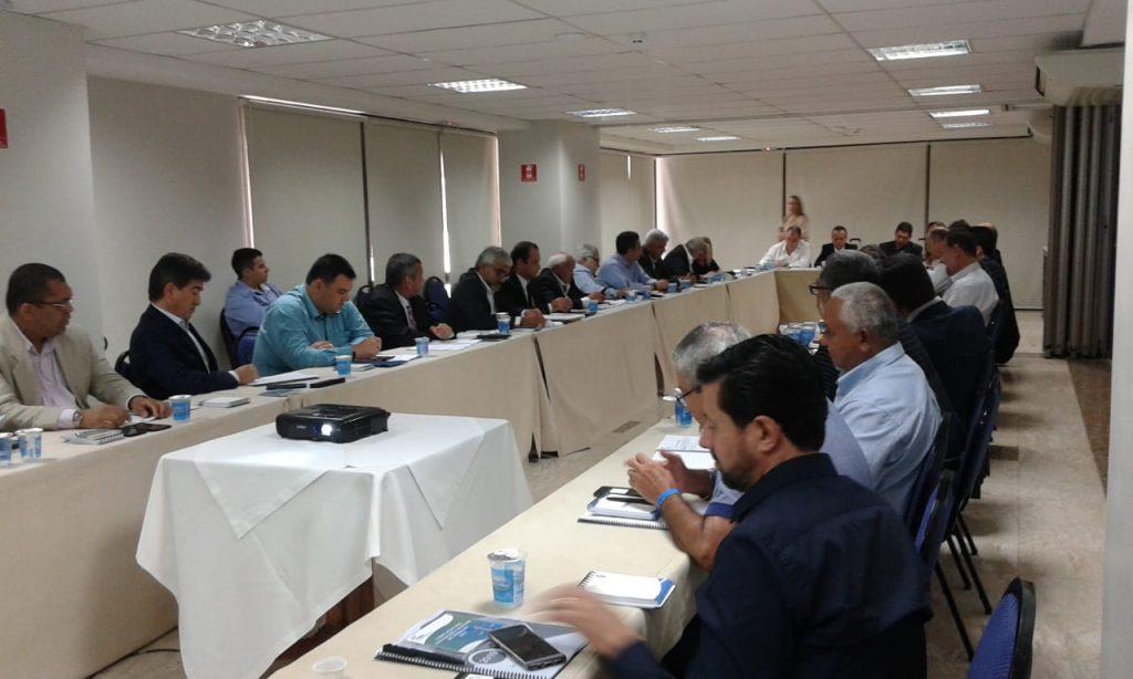 A AGE da Febrac foi realizada durante o Fórum Regional das Empresas de Asseio e Conservação (Foreac), da Região Nordeste, no Hotel Sesc Atalaia, em Aracaju-SE